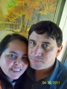 Eu e meu esposo Walter Luis