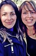 Minhas filhas Raquel Lair e Rayane...