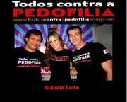 TODOS CONTRA A PEDOFILIA - APOIOS FAMOSOS 2
