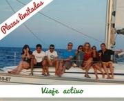 RUTA DE LAS 4 ISLAS EN VELERO. Del 6 al 12 julio