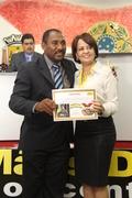 Norma Galindo atuante medalha de ouro senador magno malta portal todos contra a pedofilia mt