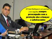 O secretario de assistência social de Cuiabá é um exemplo de tenacidade, dinamismo e amor às causas nobres que norteiam o serviço público