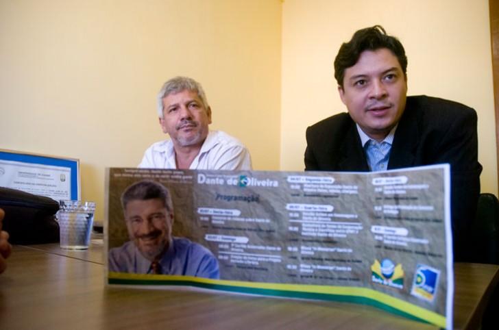 Leonardo de Oliveira atuante portal todos contra a pedofilia