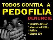 Pedofilia é crimeeee