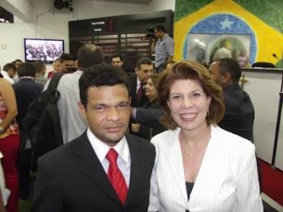João Batista de Oliveira Diretor do Portal Todos Contra a Pedofilia MT
