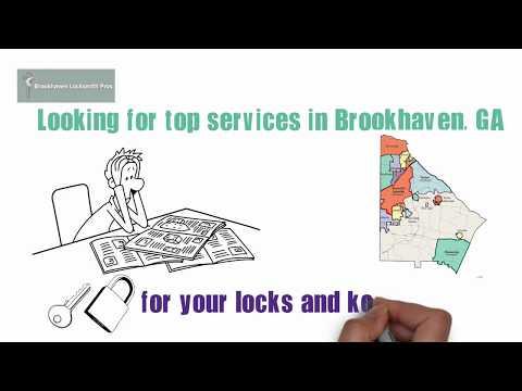 Emergency Locksmiths in Brookhaven (404) 902-5175 at Brookhaven Locksmith Pros