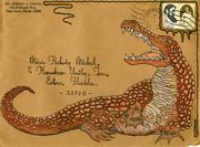 vintage mailart