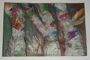 """Birch Trees"" #2"