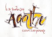 AGATHE 001