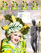 MAMA.banana.stamps sheet