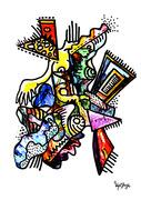 Mazhyx Art Work