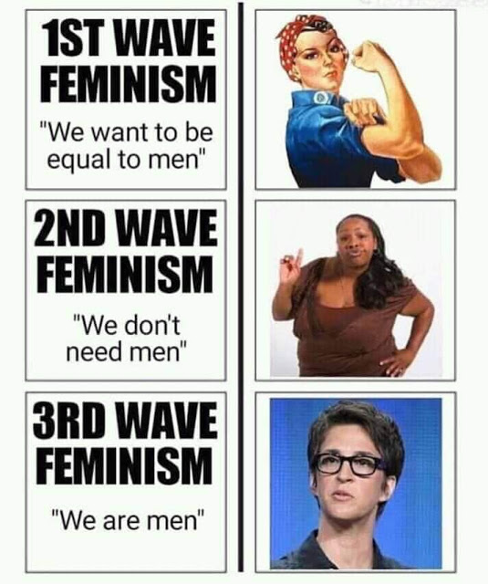The Evolution Of Feminism