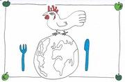 123/365.3 chicken celebrates world food day 2016