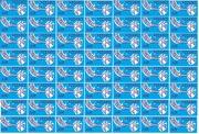 Azzaro Air - Air Mail Label
