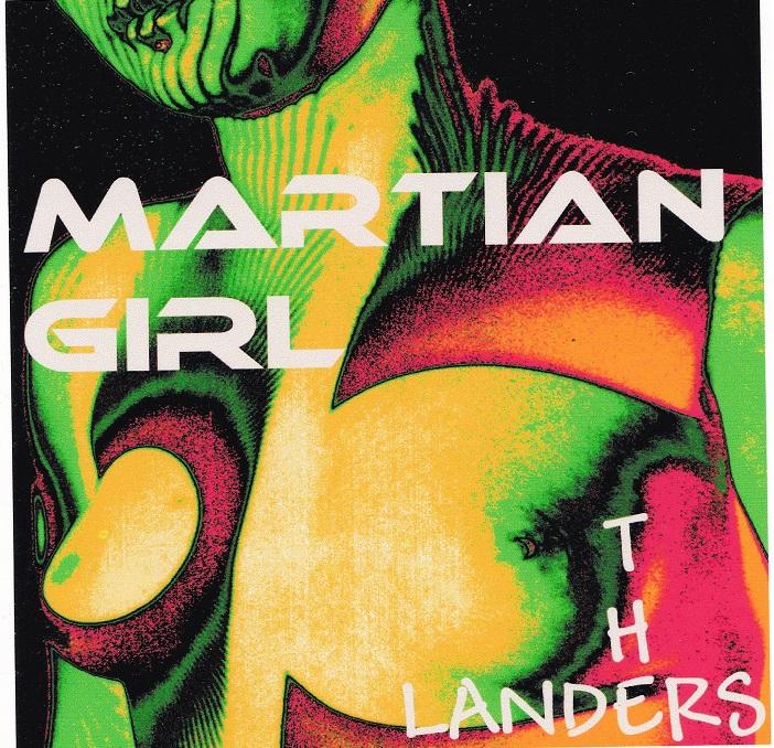 Martian Girl - The Landers