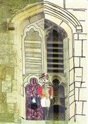 043a - Wimborne Minster Dorset