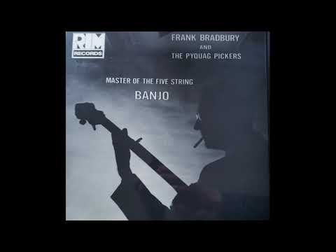Frank and Ann Bradbury Banjo Piano Circa 1945 - Ragioso Rondo - Goodnight Sweetheart - Man Theme