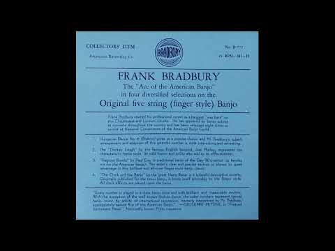 5 String Banjo & Piano - Frank & Ann Bradbury