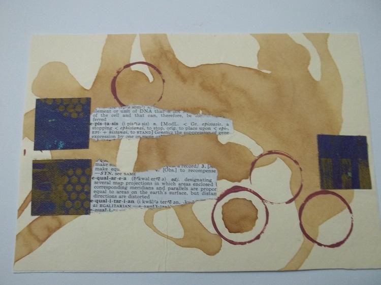 Paper Collage-Sent