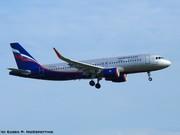 VP-BLR Aeroflot Airbus A320-214(WL) EDDM