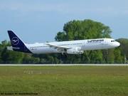 D-AIDC Lufthansa Airbus A321-231 EDDM