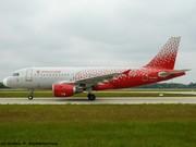 VQ-BAQ Rossiya Airbus A319-111 EDDM