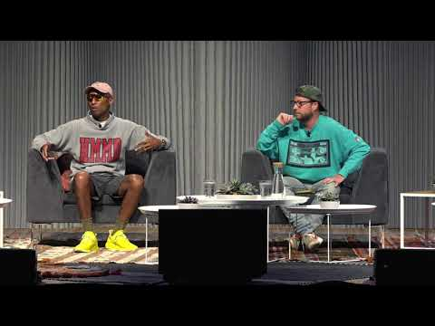 OTHERtone on Beats 1 with Chad Hugo, Pusha T, Timbaland and Teddy Riley at SITW 2019