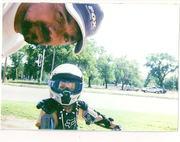 Alex & Me - Team Yamaha - 1