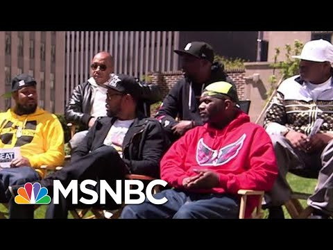 Bring Da Ruckus: Wu Tang Hit New Rappers In Rare Joint Interview | The Beat With Ari Melber | MSNBC