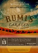Rumi's Caravan Returns to Oakland