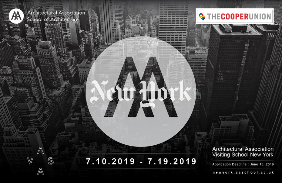 AA Visiting School New York 2019
