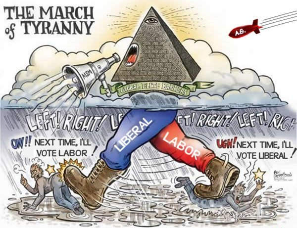 The March of Tyranny