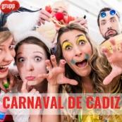 Marzo: Carnaval en Cádiz