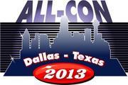 All Con Convention: Dallas, Texas 2013
