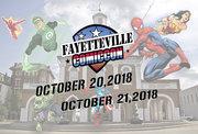 Fayetteville Comic-con