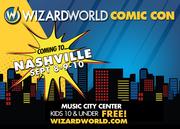 Wizard World Nashville