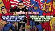 Dallas Comic Show fantasy festival