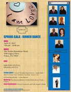 The Potter's House North Church (Deacons Ministry) Spring Gala - Dinner Dance