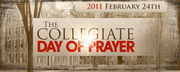 The COLLEGIATE Day of Prayer