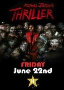Thriller theme party