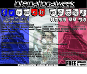 International week: France