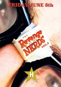 THE REVENGE OF NERDS VOL.2 theme party