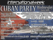 International week: Cuba