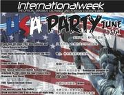 International week: USA