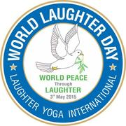 Celebrating World Laughter Day May 3, 2015