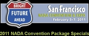 AutoDealerTarget 2011 NADA Convention Package Specials