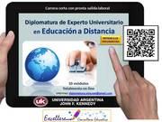 Diplomatura de Experto Universitario en Educación a Distancia