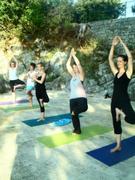 Yoga Urlaub in Lovran, Kroatien
