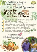 Ayurveda and Nature Cure 100 hours
