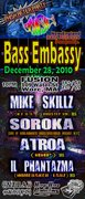 Bass Embassy @ Fusion 12/28/10